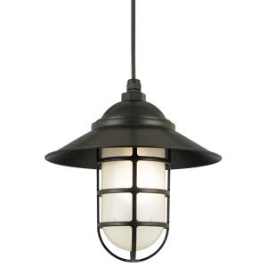 rustic style pendant light